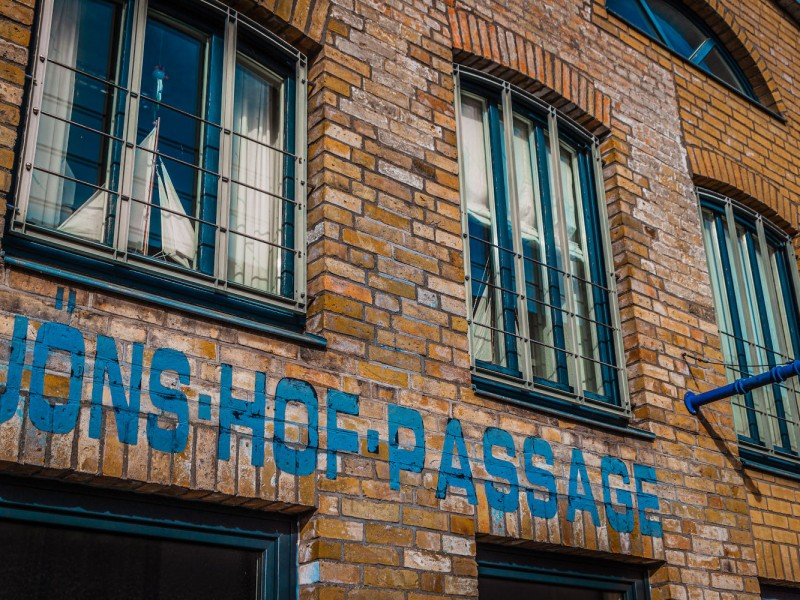 Joens Hof Passage Header