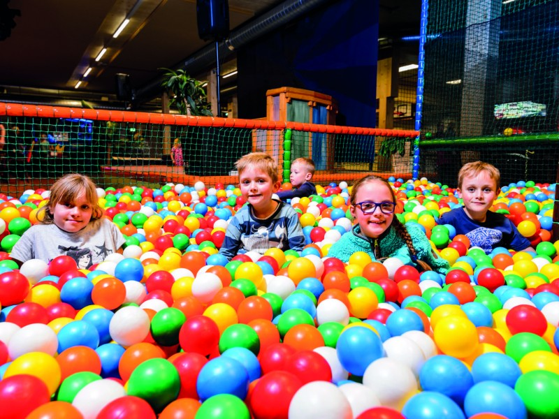 Fun Center Husum Header