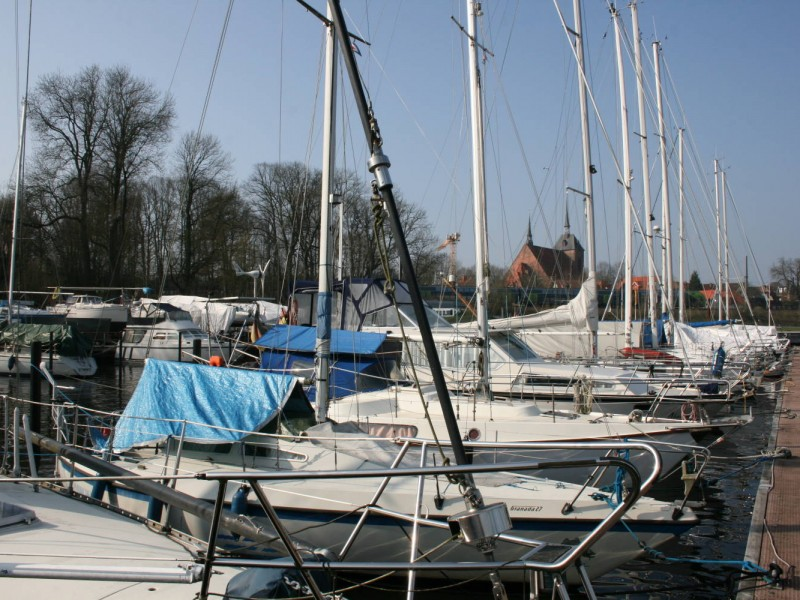 Regatta Verein Rendsburg Header